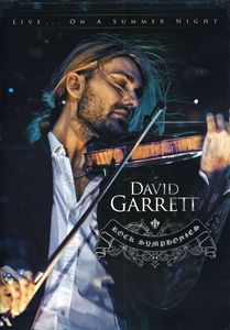David Garrett: Rock Symphonies