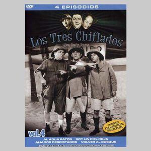 Vol. 4-Los Tres Chifladso [Import]