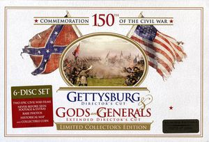Gettysburg /  Gods and Generals , Martin Clark