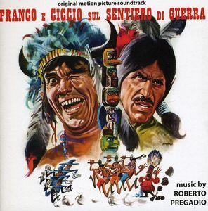 Franco E Ciccio Sul Sentiero