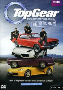 Top Gear USA: Complete First Season , Adam Ferrara