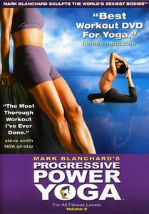 Progressive Power Yoga: Volume 2