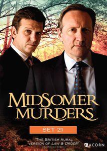 Midsomer Murders Set 21 , Neil Dudgeon