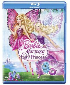 Barbie: Mariposa & the Fairy Princess [Import]
