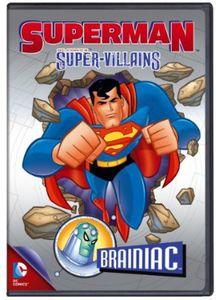 Superman Super-Villains: Brainiac