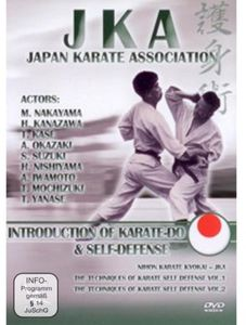 Jka Japan Karate Association-Introduction of Karat [Import]