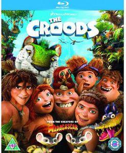 Croods (Blu-ray+Uv) [Import]