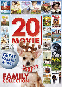 20-Movie Family Collection V.2