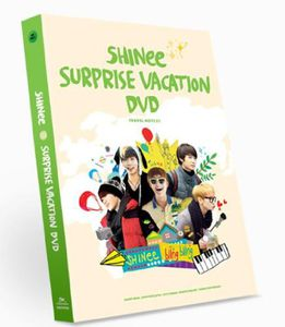 Shinee Surprise Vacation Note [Import]