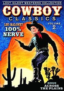 Cowboy Classics: Lost Silent Westerns Collection2