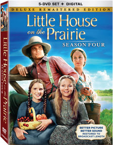 Little House on the Prairie: Season Four