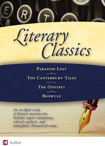 Literary Classics: Odyssey Beowulf Divine Comedy