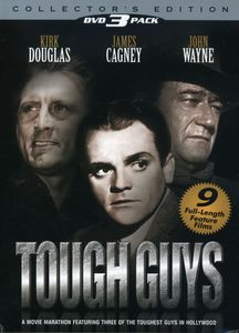 TOUGH GUYS - 9 FEATURE FULL-LENGTH FILMS [Import]