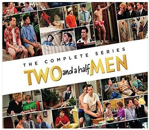 Two and a Half Men: The Complete Series , Jon Cryer