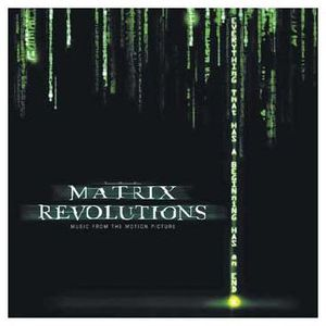 Matrix Revolutions /  O.S.T. [Import]