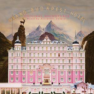 The Grand Budapest Hotel (Original Soundtrack) [Import]