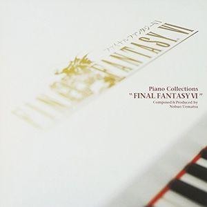 Final Fantasy VI: Piano Collections Pt. 3 /  O.S.T. [Import]