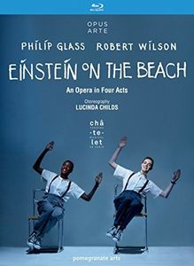 Glass & Wilson: Einstein on the Beach