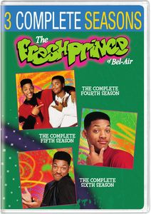 The Fresh Prince Of Bel-Air: Seasons 4-6