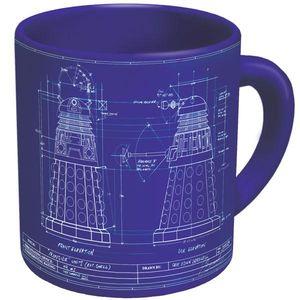 Doctor Who Genesis Of The Daleks 16 Oz Coffee Mug