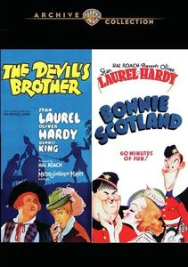 The Devil's Brother /  Bonnie Scotland , Stan Laurel