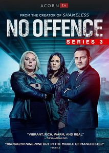 No Offence: Series 3 , Elaine Cassidy