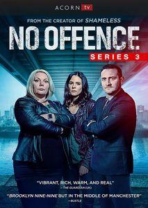 No Offence: Series 3 , Elaine Cassidy