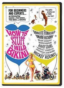 How to Stuff a Wild Bikini , Annette Funicello