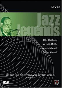 Jazz Legends Live: Volume 5