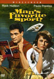 Man's Favorite Sport