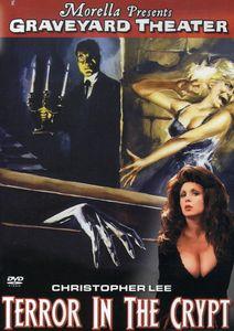 Graveyard Series, Episode 1: Terror in the Crypt