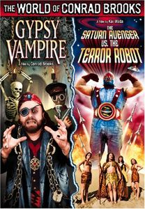Gypsy Vampire /  Saturn Avenger Vs the Terror Robot