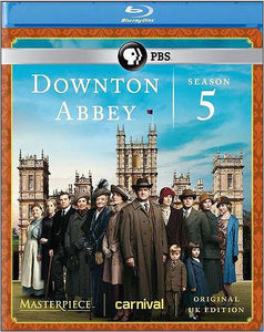 Downton Abbey: Season 5 (Masterpiece) , Samantha Bond