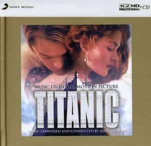 Titanic (Original Soundtrack) [Import]