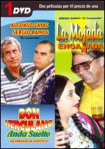 Don Herculano Anada Suelto /  La Mojada Enganada