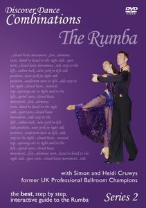 Discover Dance Combinations: The Rumba Series 2