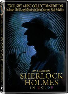 Sherlock Holmes in Color (4 Disc Collector's Edition)