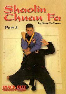 Shaolin Chuan Fa Fighting: Volume 3