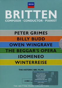 Britten: Pears Collection