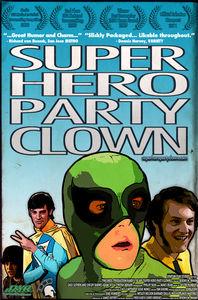 Super Hero Party Clown