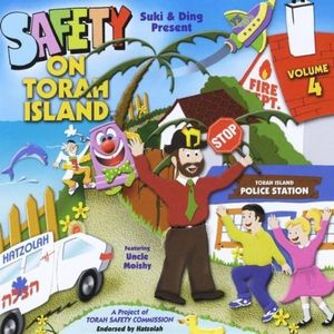 Safety on Torah Island 4