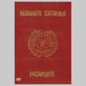 Pasaporte [Import]