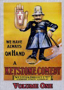 Keystone Comedies: Volume 1