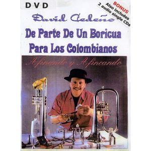 De Parte de Un Boricua Para los Colombianos