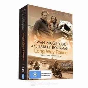 Long Way Round Box Set [Import]