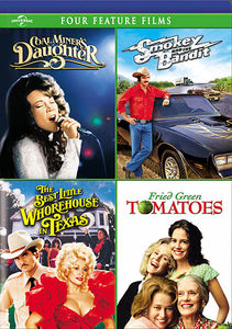Coal Miner's Daughter /  Smokey and the Bandit /  The Best Little Whorehouse in Texas /  Fried Green Tomatoes , Burt Reynolds