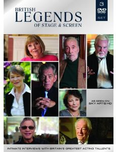British Legends of Stage & Screen [Import]