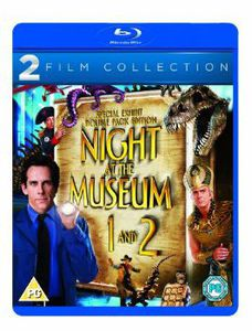 Night at the Museum /  Night at the Museum 2 [Import]