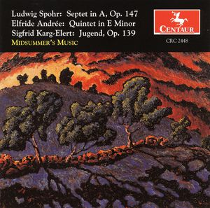 Septet in a Op 147 (1843) /  Quintet in E minor