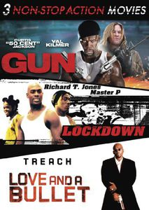 3 Non-Stop Action Movies